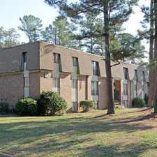 Rental info for Pinecrest Apartments in the Augusta-Richmond County area