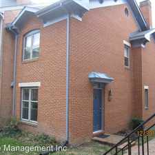 Rental info for 541 Colecroft Ct. in the Braddock Road Metro area