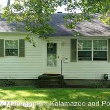 Rental info for 231 Whitcomb Street in the 49001 area
