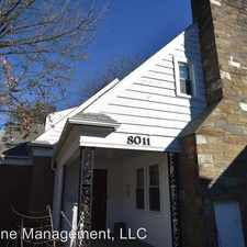 Rental info for 8011 Flower Ave - 8011 Flower Ave 2A in the Washington D.C. area