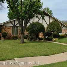 Rental info for 3321 Kathy Ln in the Dallas area