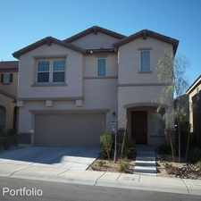 Rental info for 2613 Romarin Terrace - Romarin Terrace 2613 in the Solera at Anthem area