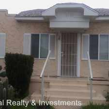 Rental info for 1638 S. Longwood Avenue in the Los Angeles area