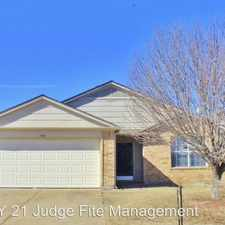 Rental info for 1505 Heritage Boulevard in the 75115 area