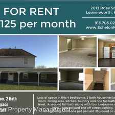 Rental info for 2013 Rose