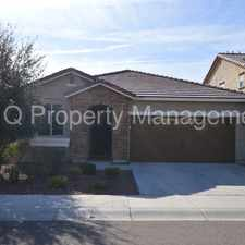 Rental info for 5603 West Buckskin Trail