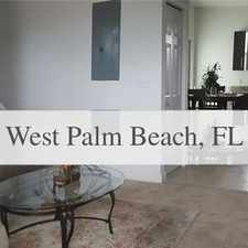 Rental info for New 2 Bedroom Apartment With Stainless Steel Ap... in the West Palm Beach area