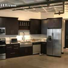 Rental info for $1000 0 bedroom Apartment in Downtown St Louis in the St. Louis area