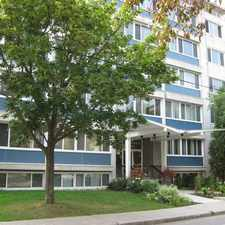 Rental info for The Summit in the Rideau-vanier area