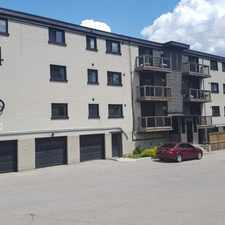 Rental info for The Six On Lancaster in the Kitchener area