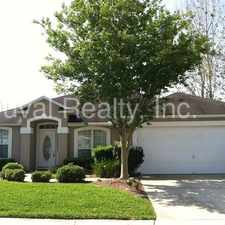 Rental info for Beautiful Home in Johns Creek in the Jacksonville area