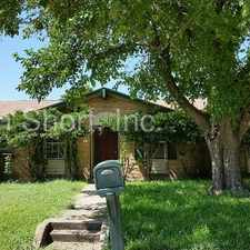 Rental info for 4 Bedroom, 2 Bath Brick Home in Garland in the Garland area