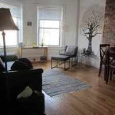 Rental info for Parker Hill Ave & Huntington Ave in the Brookline area