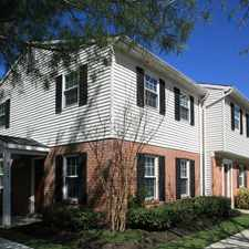 Rental info for The Pointe at Harpers Mill