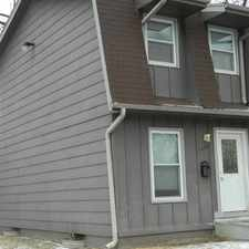 Rental info for Townhouse In Quiet Area, Spacious With Big Kitc... in the Waveland Park area