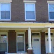 Rental info for Baltimore - Lovely Totally Renovated Upper Leve... in the Baltimore area