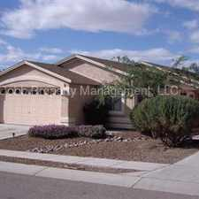 Rental info for 4bd/2ba Home in Rita Ranch/ Vail School District