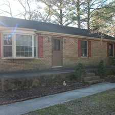 Rental info for This Is A Nice 3 Bedroom, 2 1/2 Bath Raised Ran...