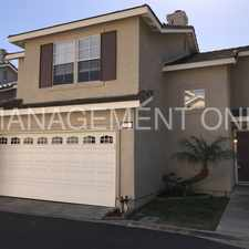 Rental info for Condo at the Hamptons - $300 Off First Month's Rent in the Laguna Hills area