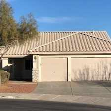 Rental info for Gorgeous 4 Bedroom 2 Bath Ranch With Pool In Gi... in the Henderson area