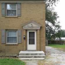 Rental info for Very Nice Duplex With Spacious Rooms On Evansvi... in the Evansville area