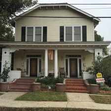 Rental info for 3 Bedrooms House - HALF OF A BUNGALOW DOUBLE WI... in the New Orleans area