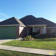 Rental info for Beautiful Custom Built Home In Lafayette. in the Lafayette area