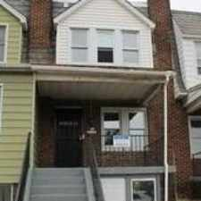 Rental info for Townhome Available For Rent. in the Baltimore area