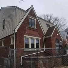 Rental info for This House Is A Must See! in the Detroit area