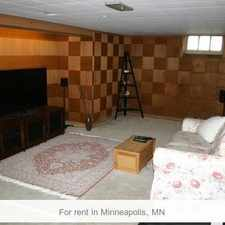 Rental info for 4 Spacious BR In Minneapolis in the Edina area