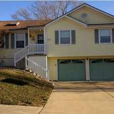 Rental info for Spacious 3 Bedroom 2 Bath Home. Washer/Dryer Ho... in the Kansas City area