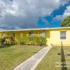 Rental info for 21310 Coulton Ave