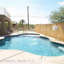 Rental info for 1104-1106 E. 7th Street in the Tucson area