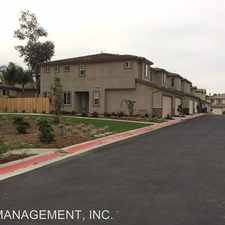 Rental info for 3150-3170 BANCROFT DR. in the San Diego area