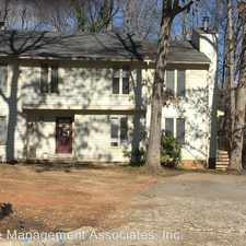 Rental info for 5316-5318 Covey Court in the Raleigh area