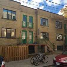 Rental info for 104 Beverley Street in the Kensington-Chinatown area