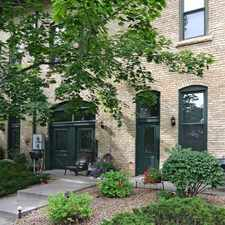 Rental info for Freight Yard Townhomes and Flats in the Minneapolis area