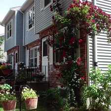 Rental info for Myrtle St & Washington St in the Somerville area