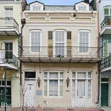"Rental info for 539 Dumaine St. ""C"" in the Central Business District area"