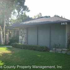 Rental info for 1401 CAMEO LN #1