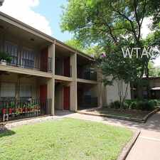 Rental info for 1401 ST. EDWARDS DR. in the Austin area