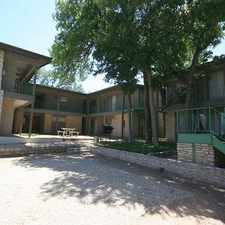 Rental info for 3106 SPEEDWAY in the Austin area