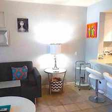 Rental info for 1725 N Via Miraleste