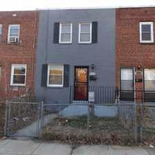 Rental info for 1252 16th St NE in the Washington D.C. area