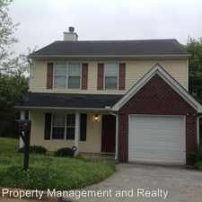 Rental info for 6928 Mahonia Place