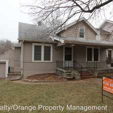 Rental info for 3527 N. 58th St.