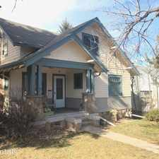 Rental info for 935 9th Street Unit A & B in the Boulder area