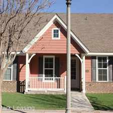 Rental info for 2134 10th Street in the Lubbock area