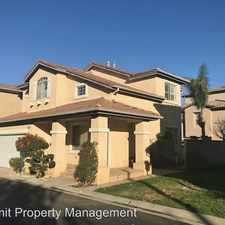 Rental info for 405 Owls Cove Lane in the 93065 area