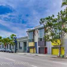 Rental info for 1011 F Street in the San Diego area